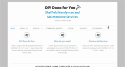 Preview of diy-done-for-you.co.uk